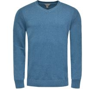Pánsky sveter BUSHMAN sveter FREER modrá