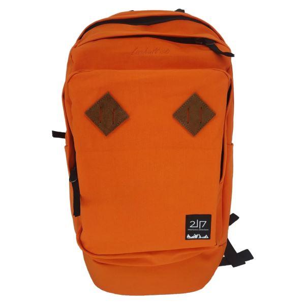 Unisex mestský batoh 2117 LAXHALL 30l oranžová