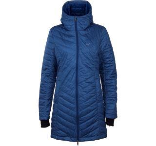 Dámsky kabát 2117 EGBBY tmavo modrá