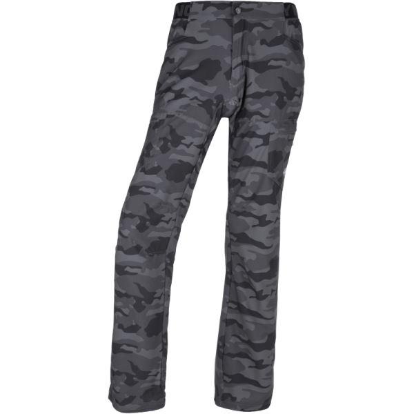 Pánske outdoorové nohavice KILPI MIMICRI-M tmavo sivá