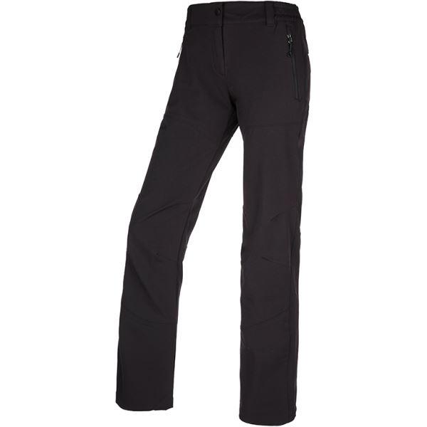 00bcd47dc086 Dámske outdoorové nohavice Kilpi LAGO-W čierna (kolekcia 2019)