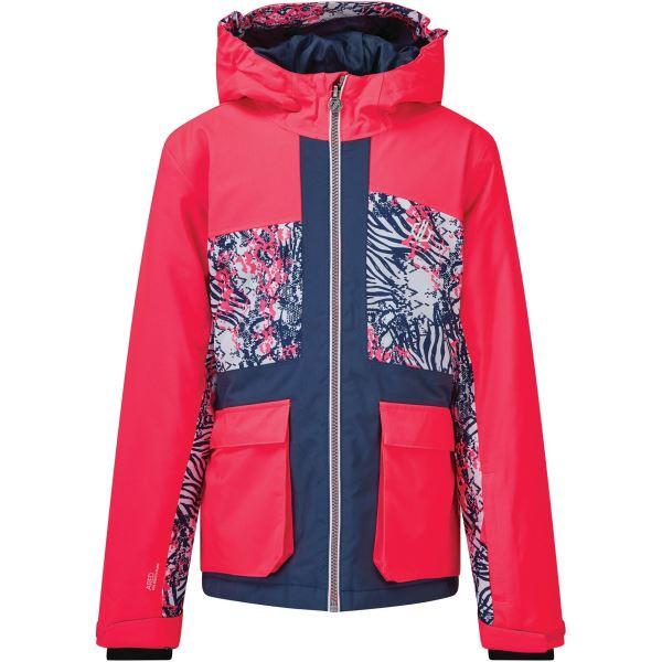 Detská zimná bunda Dare2b ESTEEM modrá / ružová