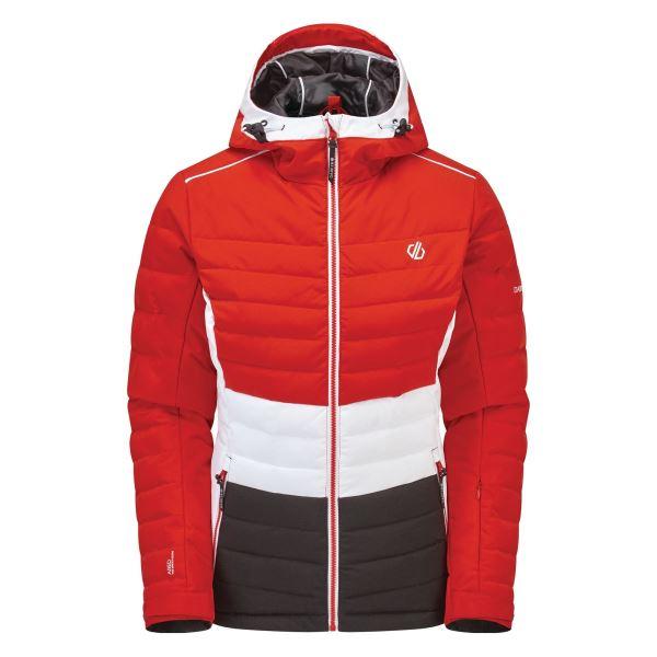 Dámska zimná bunda Dare2b Succeed červená / čierna