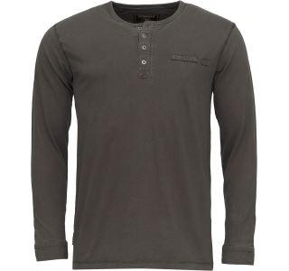 Pánske tričko BUSHMAN HOBART II tmavo hnedá