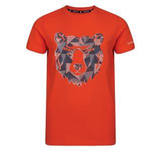 Detské tričko Dare2b FRENZY oranžová