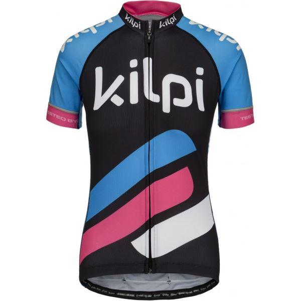 Dámsky cyklistický dres Kilpi CORRIDOR-W modrá