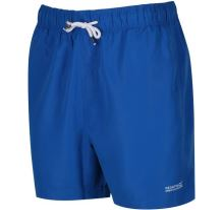Pánske kúpacie šortky Regatta MAWSON modrá