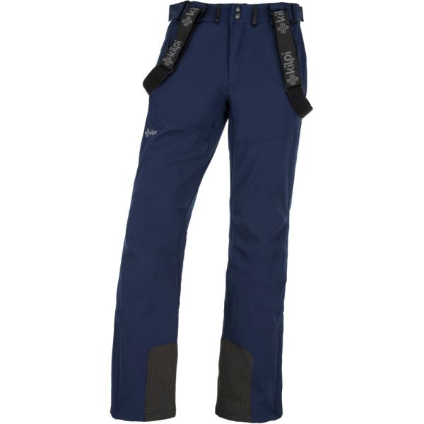 Pánske lyžiarské nohavice Kilpi RHEA-M tmavo modrá