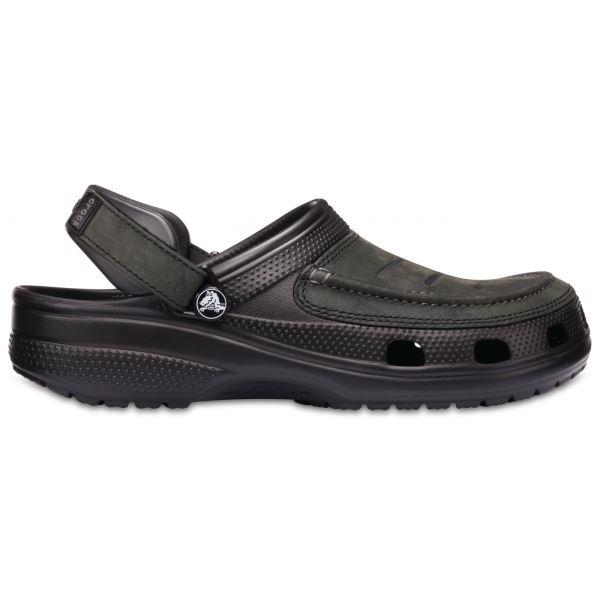 Pánske topánky Crocs YUKON VISTA Clog čierna