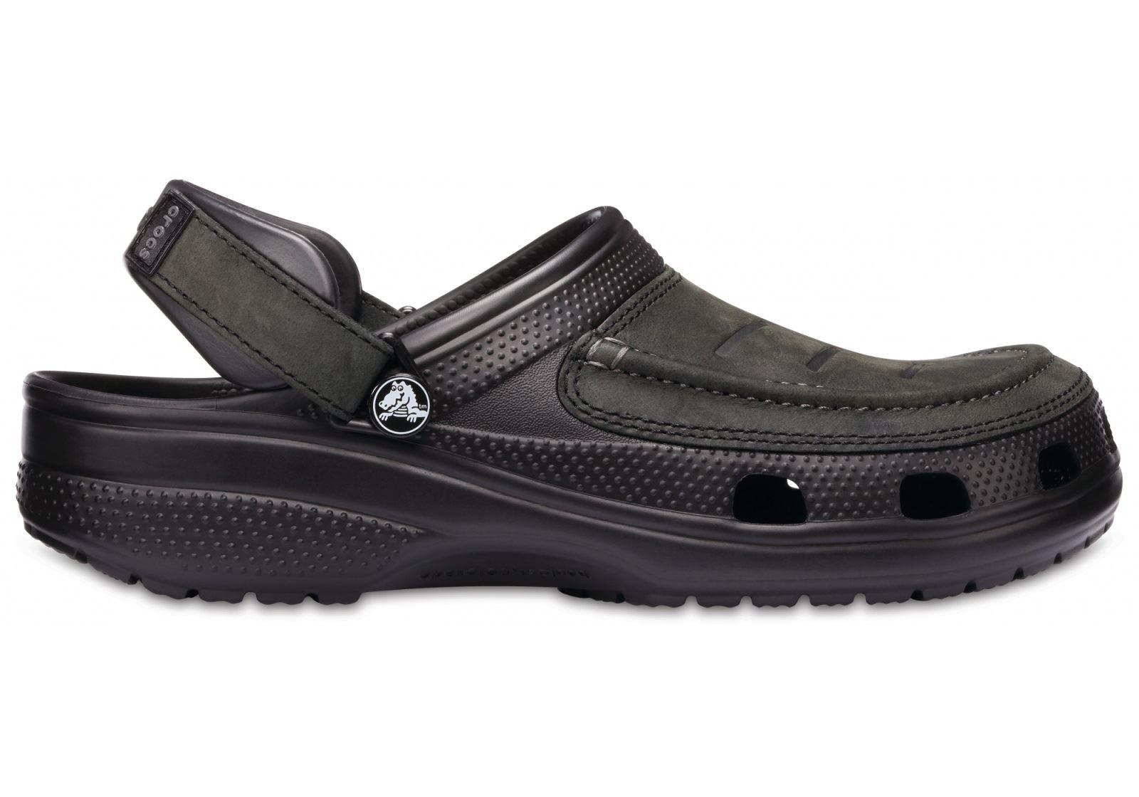 Pánske topánky Crocs YUKON VISTA Clog čierna 48-49  57049895682