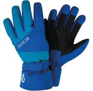 Detské lyžiarske rukavice Dare2b Fulgent modrá