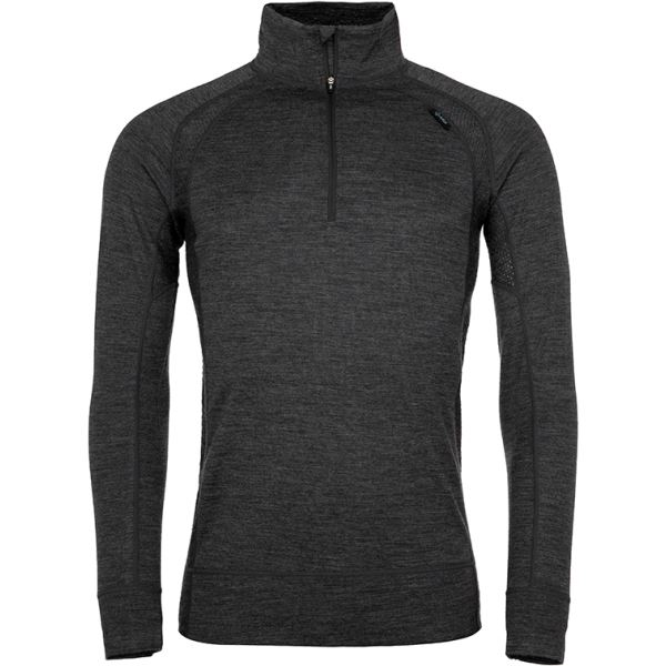 Pánske tričko Kilpi JAGER-M tmavo sivá