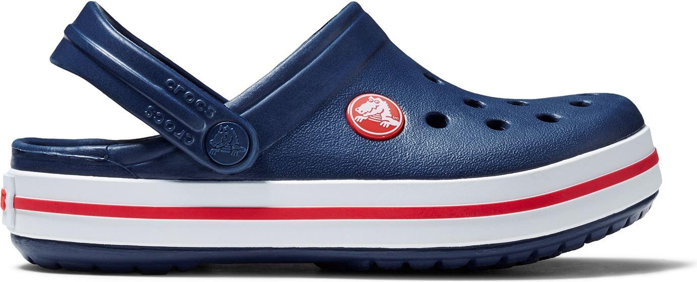 6bd3eae6d0d25 Detské topánky Crocs Crocband Clog K tmavo modrá/červená 30-31 | hs ...
