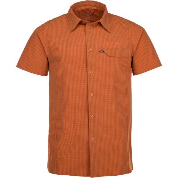 Pánska košeľa Kilpi BOMBAY-M oranžová