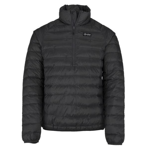 Pánska prešívaná bunda Kilpi EDMON-M tmavo sivá