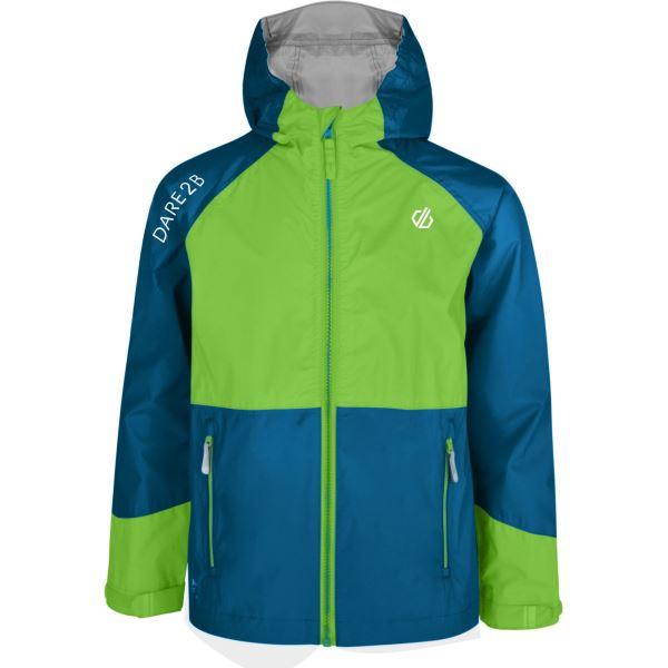 Detská bunda Dare2b AFFILIATE modrá / zelená