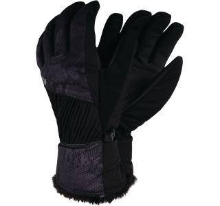 Dámske lyžiarske rukavice Dare2b Daring čierna