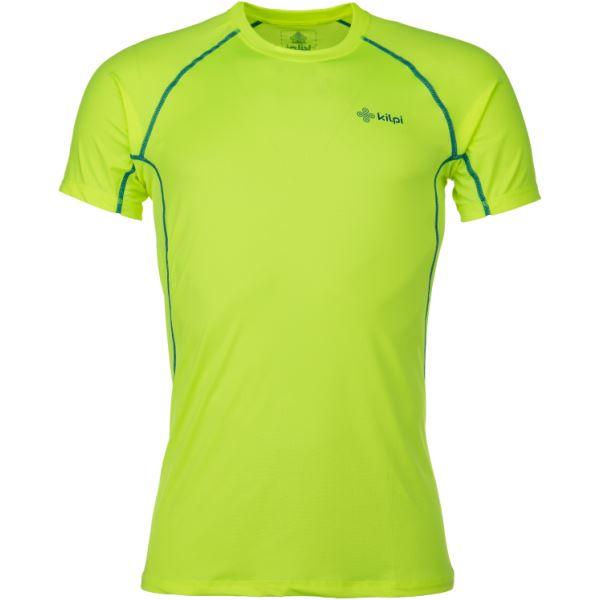 Pánske tričko Kilpi RAINBOW-M žltá