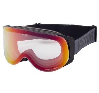 Lyžiarske okuliare Victory SPV 630C čierna