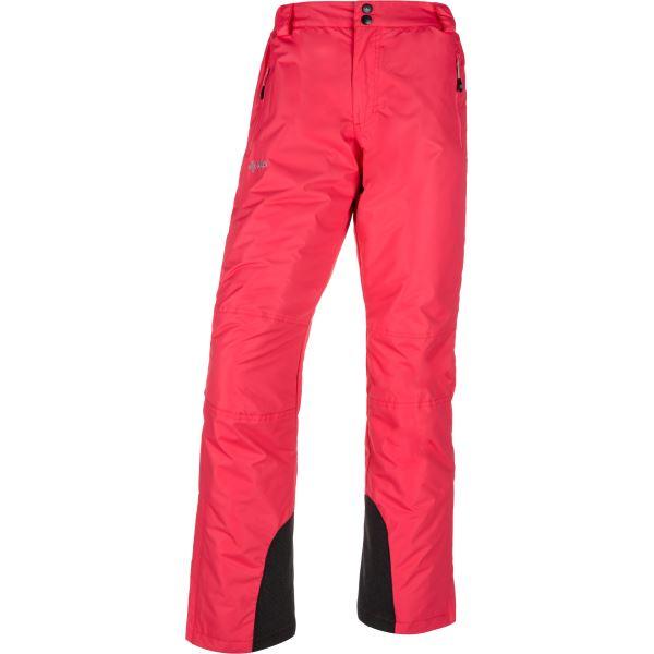 Dámske lyžiarske nohavice KILPI GABONE-W ružová