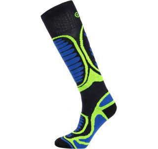 Detské lyžiarske ponožky Kilpi ANXO-J modrá