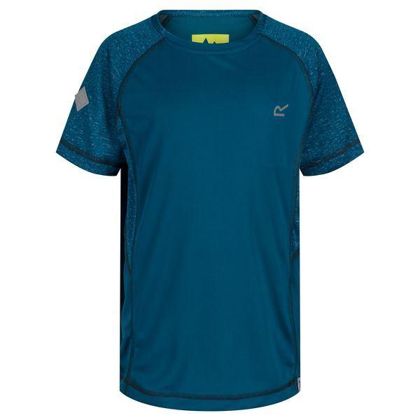 Detské tričko Regatta Dazzler II modrá
