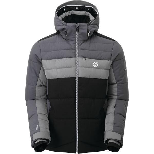 Pánska zimná bunda Dare2b DENOTE čierna/sivá