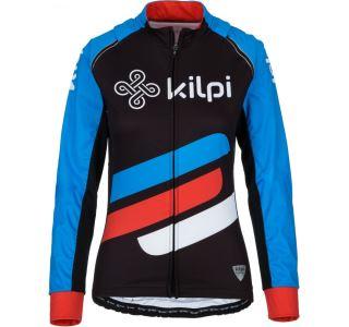 Dámska cyklistická bunda Kilpi PALM-W modrá