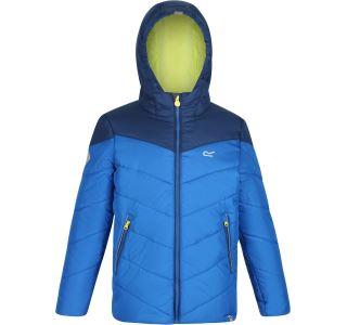 Detská zimná bunda Regatta Lofthouse III modrá