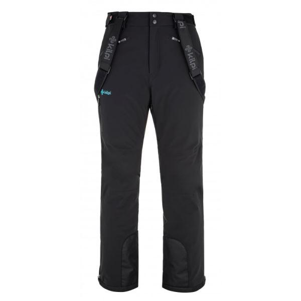 Pánske lyžiarske nohavice Kilpi TEAM PANTS-M čierna