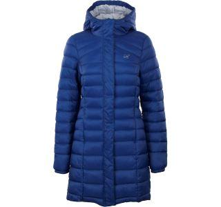 Dámsky zimný kabát 2117 DALEN modrá