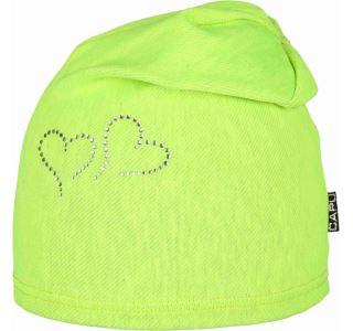 Detská čiapka CAPU 214 zelená