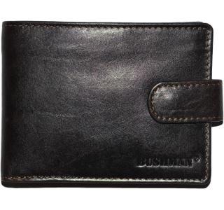 Pánska peňaženka BUSHMAN CHOBE tmavo hnedá