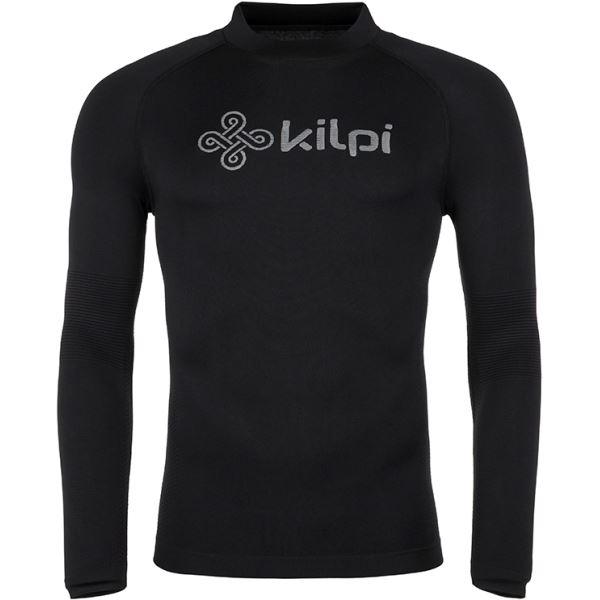 Pánske termo tričko Kilpi DIVIDE-M čierná