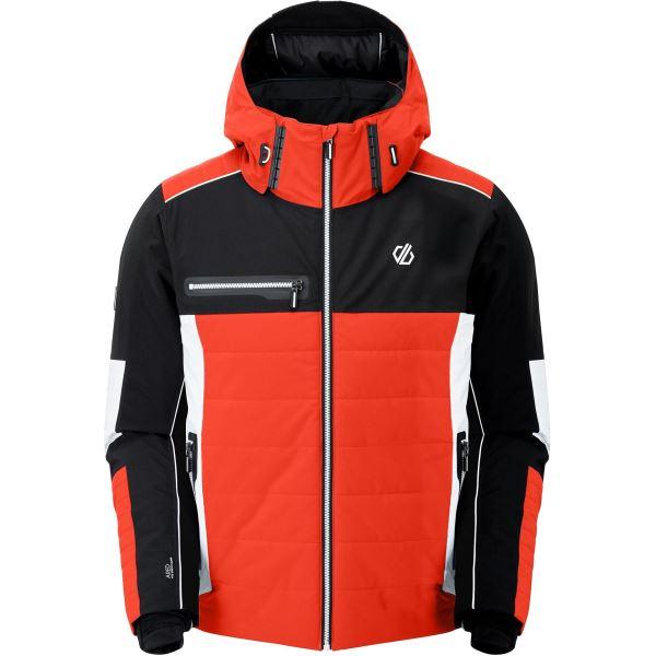 Pánska zimná bunda Dare2b OUT FORCE čierna / oranžová