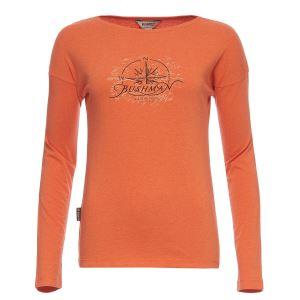 Dámske tričko BUSHMAN CALISTOGA oranžová