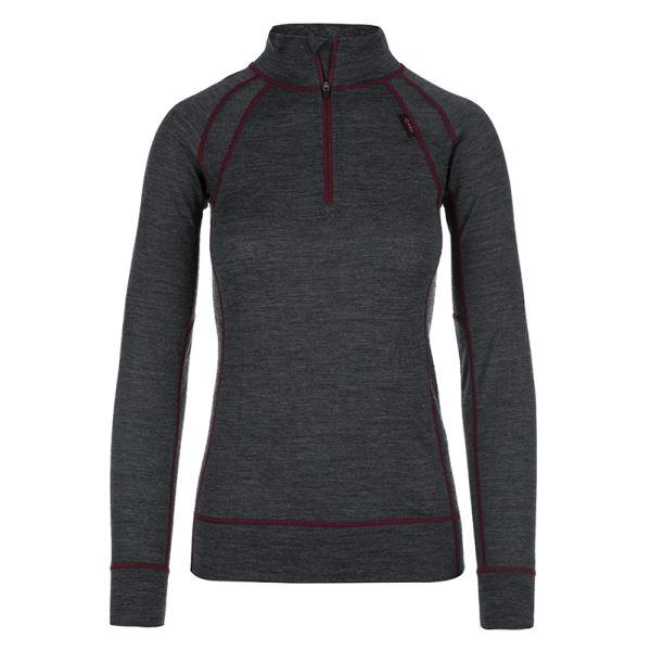 Dámske tričko Kilpi JAGER-W tmavo sivá