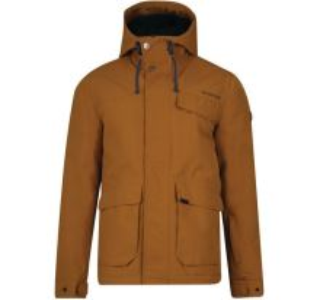 Pánska zimná bunda Dare2b KNAVISH zlatá hnedá