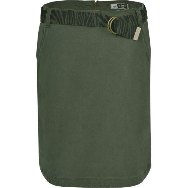 Dámska sukňa BUSHMAN SUMATRA tmavo zelená