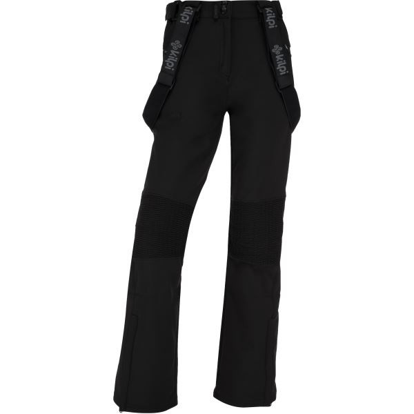 Dámske zimné softshellové nohavice Kilpi DIONE-W čierna