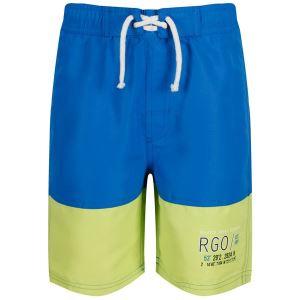 Detské kraťasy Regatta Shaul II modrá / zelená