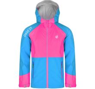 Detská bunda Dare2b AFFILIATE ružová / modrá