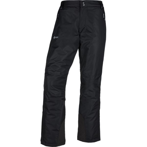 Dámske lyžiarske nohavice KILPI GABONE-W čierna