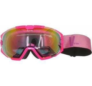 Unisex lyžiarske okuliare Victory SPV 616C ružová