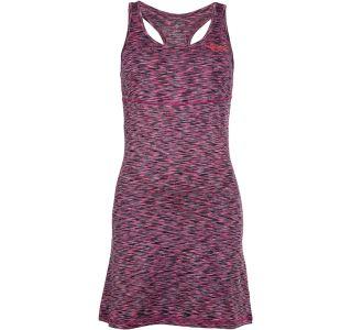 Dámske šaty Kilpi SONORA-W ružová (kolekcia 2018)