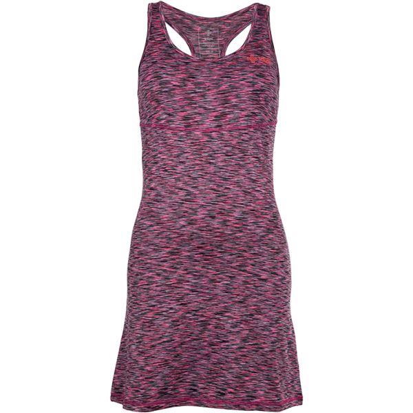 Dámske šaty Kilpi SONORA-W ružová