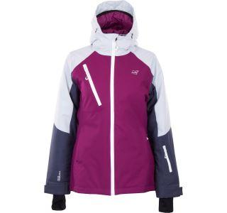 Dámska lyžiarska bunda 2117 GRYTNÄS fialová