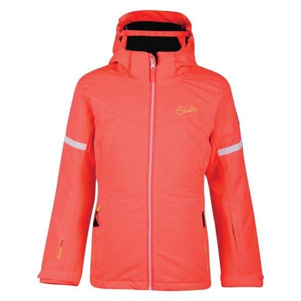 Detská zimná bunda Dare2b OBSCURE oranžová