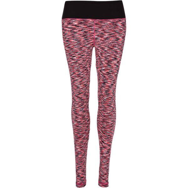 Dámske elastické nohavice Kilpi TENORA-W ružová