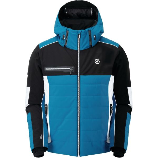 Pánska zimná bunda Dare2b OUT FORCE modrá / čierna